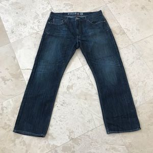 Denizen 218 Slim Straight Fit Jeans